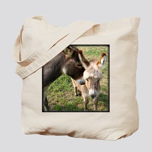 Donkey Mother's Love Tote Bag