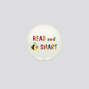 Reading Mini Button