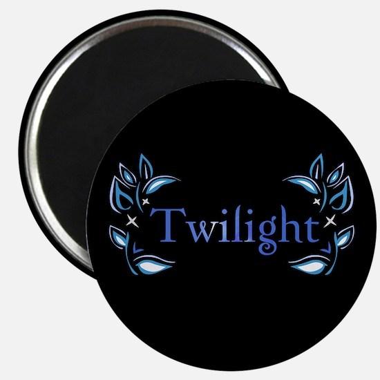 Twilight Floral Magnet