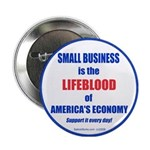 "SMALL BUSINESS 2.25"" Button"