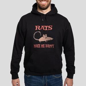 Rats Hoodie (dark)