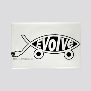 EVolve Fish Magnet