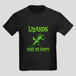 Lizards Kids Dark T-Shirt