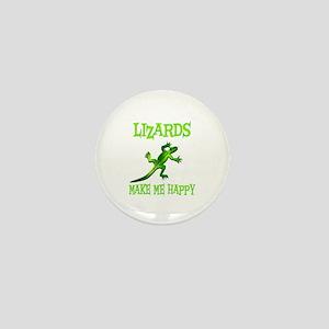 Lizards Mini Button