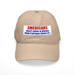 Don't give a damn Cap