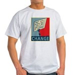 Teleprompter for Change T-Shirt