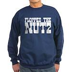Flopped the Nutz Sweatshirt (dark)