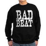 Bad Beat Poker Sweatshirt (dark)