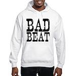 Bad Beat Poker Hooded Sweatshirt