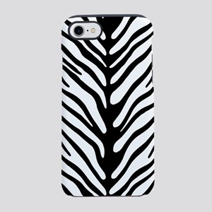 zebra-stripe_ff iPhone 7 Tough Case