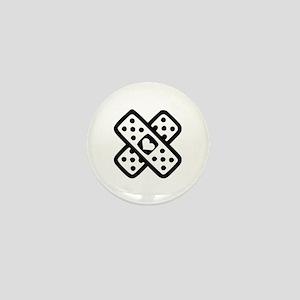 Broken heart - Love Mini Button