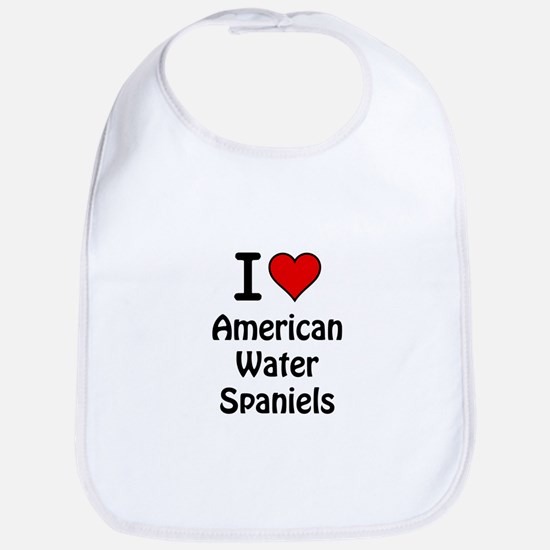 American Water Spaniels Bib