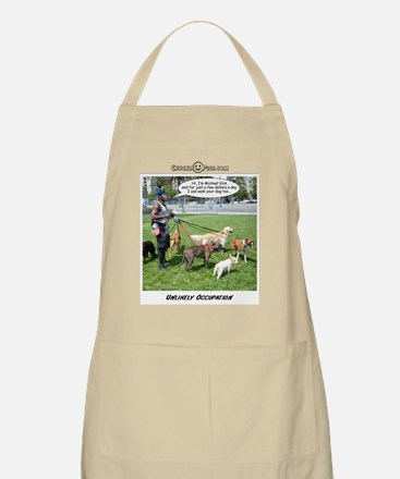 Unlikely Occupation BBQ Apron