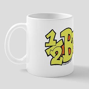 1/2 Baked Mug