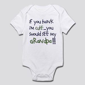 grandpa Infant Bodysuit
