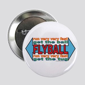 "All About FLYBALL 2.25"" Button"