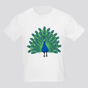 Peacock Kids Light T-Shirt
