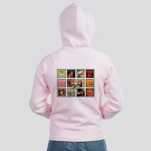 World Music Women's Zip Hoodie
