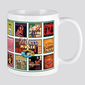 World Music Mug