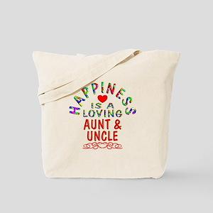 Aunt & Uncle Tote Bag