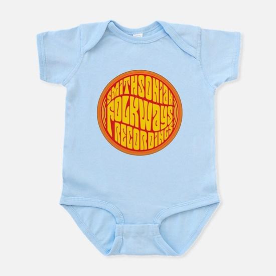 Folkways Recordings Infant Bodysuit