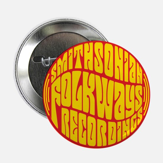 "Folkways Recordings 2.25"" Button"