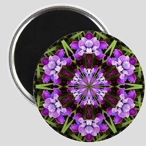 Siberian Iris Magnet