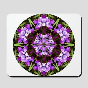 Siberian Iris Mousepad