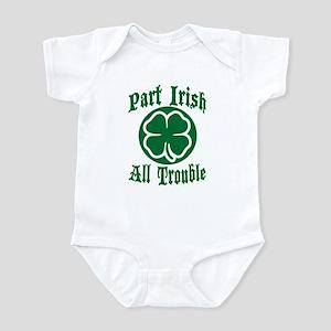 Part Irish, All Trouble Infant Bodysuit