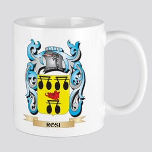 Rosi Coat of Arms - Family Crest Mugs