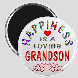 Grandson Magnet