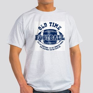 Old Time Football Light T-Shirt