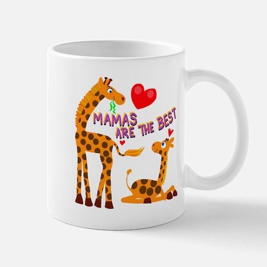 Mother's Day Giraffe Mugs