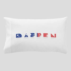 Darren Pillow Case