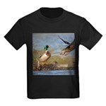 Mallard Flight Kids Dark T-Shirt