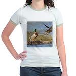 Mallard Flight Jr. Ringer T-Shirt