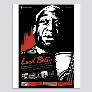 Lead Belly Small Poster