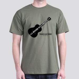 Woody Guthrie Dark T-Shirt