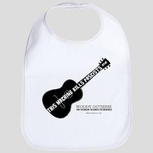 Woody Guthrie Bib