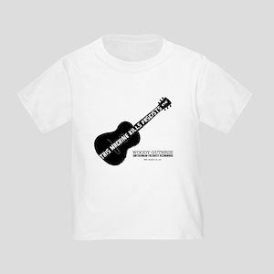 Woody Guthrie Toddler T-Shirt