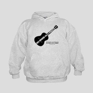 Woody Guthrie Kids Hoodie