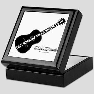 Woody Guthrie Keepsake Box