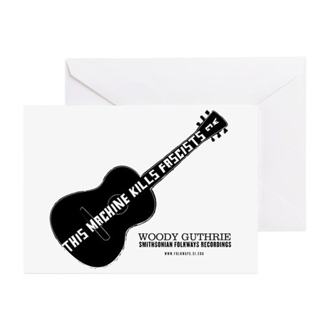 Woody Guthrie Greeting Cards (Pk of 20)