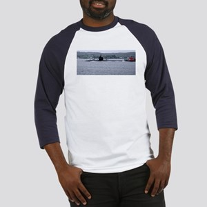 Sub Going to Sea Baseball Jersey