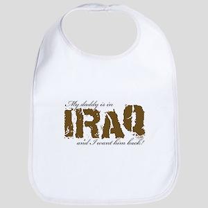 My Daddy is in Iraq and i wan Bib