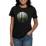 Redwood Forest Women's Dark T-Shirt