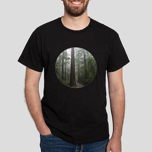 Redwood Forest Dark T-Shirt