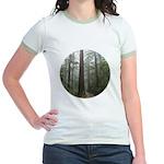 Redwood Forest Jr. Ringer T-Shirt