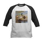 Mallard Ducks Kids Baseball Jersey