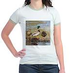 Mallard Ducks Jr. Ringer T-Shirt